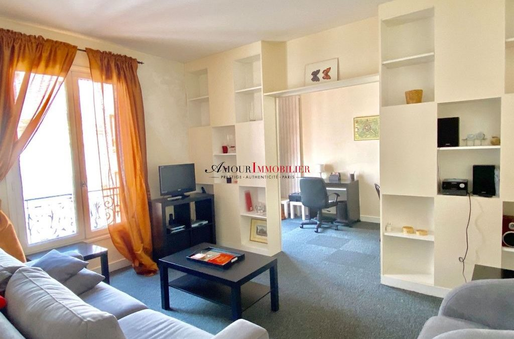 Appartement . 2 chambres . 60 m²